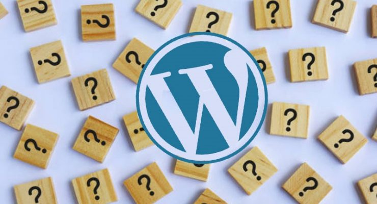 how to develop wordpress website