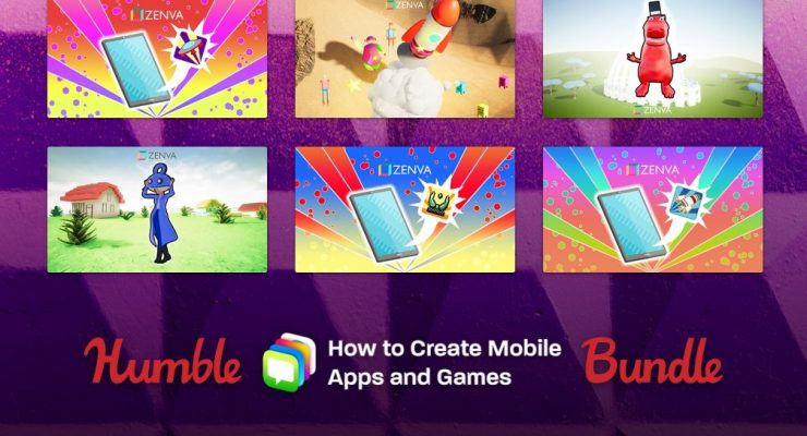 Learn How to Create Mobile Apps and Games