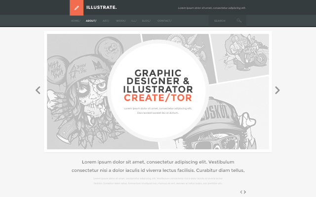 illustrate_psd_theme