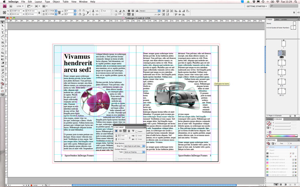 Getting To Grips With InDesign Part 2