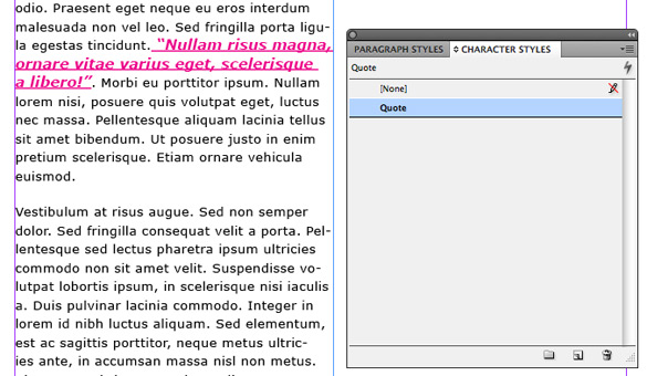 InDesign Tutorial