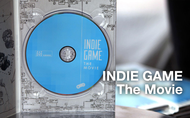 indie game makers video games movie kickstarter