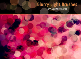 Photoshop Light Effect Brushes