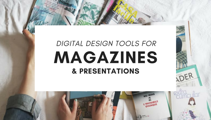11 Online Tools For Magazine and Presentation Design