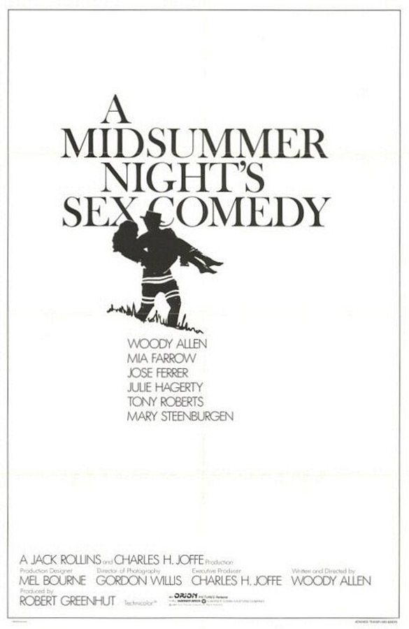 A Midsummer Nights Sex Comedy