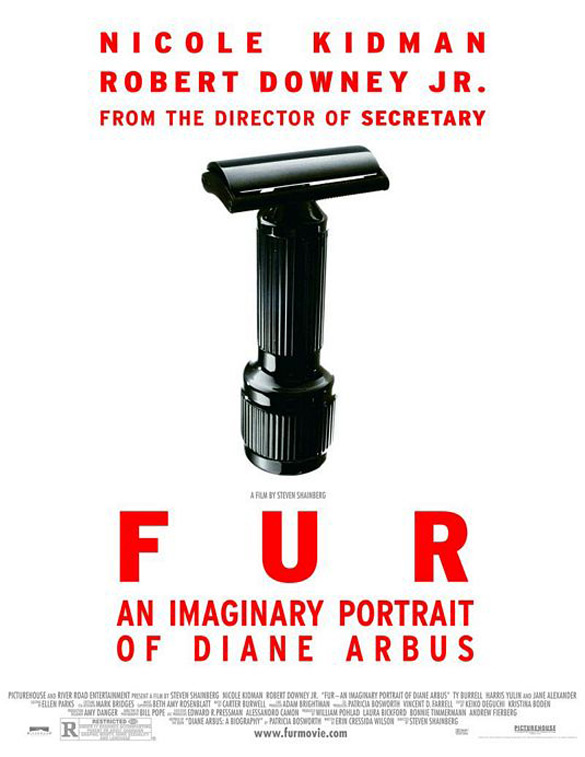 Fur an Imaginary Portrait of Diane Arbus