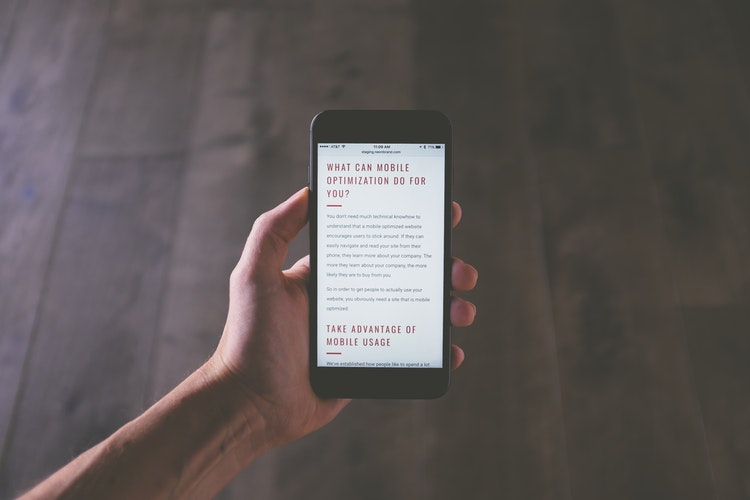 A Short Guide to Mobile-First Web Design