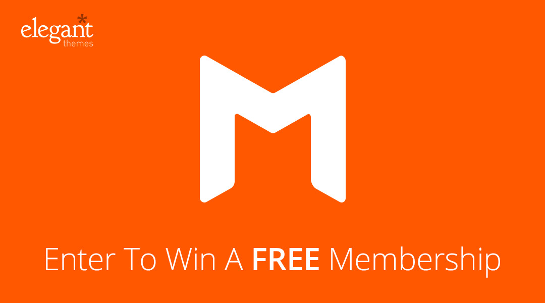 Win 2 Free Developer Licenses for Elegant Themes' New Social Share Plugin – Monarch