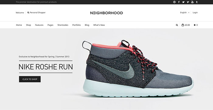 neighborhood bootstrap themes 2017