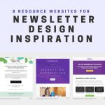 Newsletter Design Inspiration Resource Websites