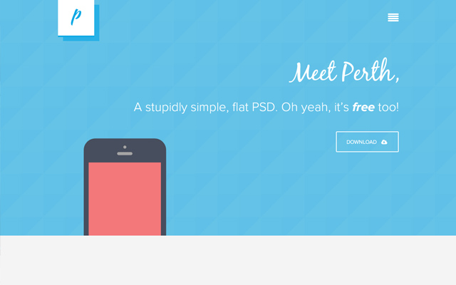 perth_psd_theme