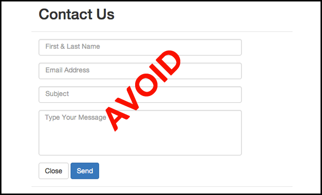8 Killer Ways to Design Higher Converting Web Forms