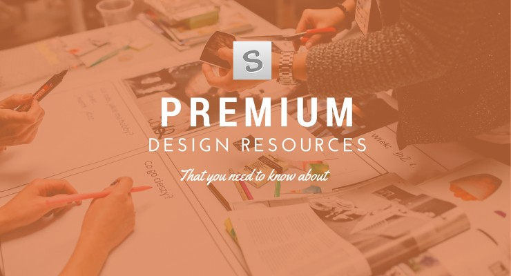 Top premium graphic design resources