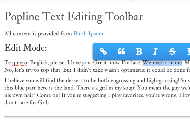 Create an HTML5 Inline Text Editing Page Effect using jQuery