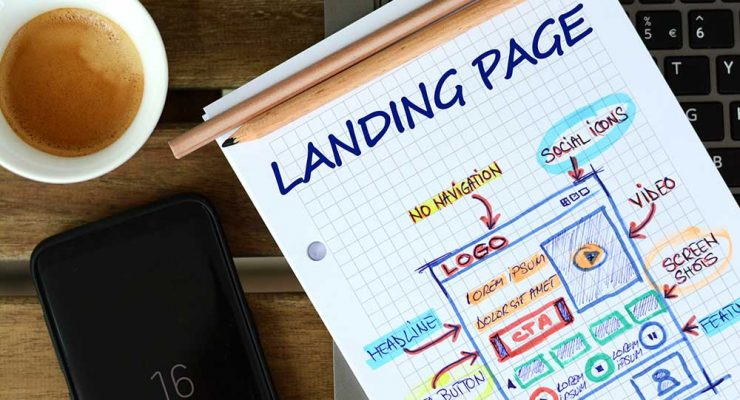 8 Principles of Successful Landing Page Design