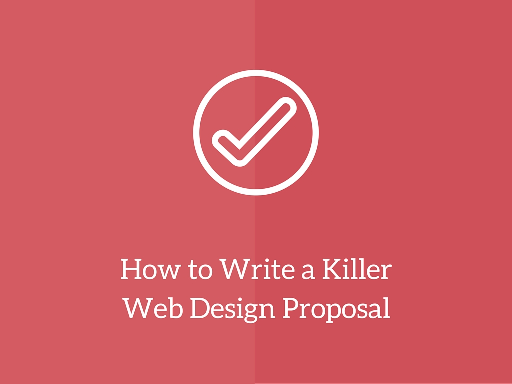How to write a website specification