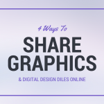 Share graphics for free