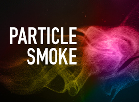 Abstract Particle Smoke