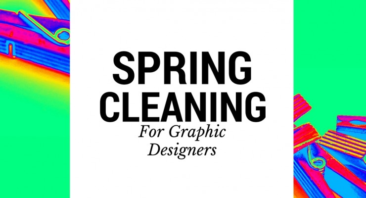 Clean your design resources