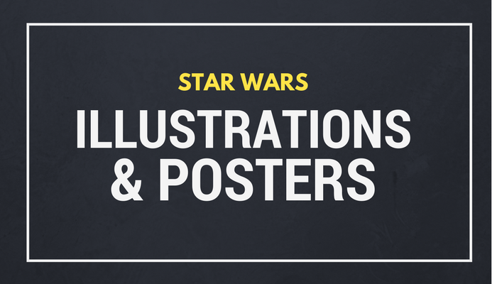 Best Star Wars Posters and Illustrations