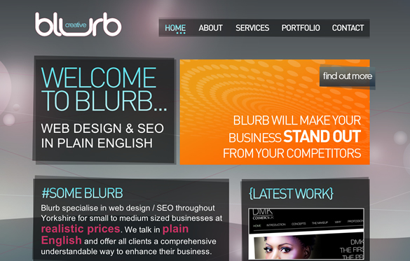 Blurb Creative