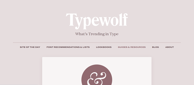 25 Free Typography Tools for Web & UI Designers