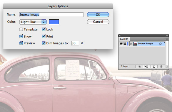 how to bring back layers tab in illustrator