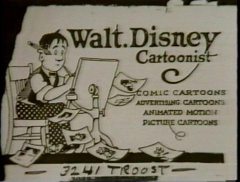Top 10 famous business cards spyrestudios walt disneys business card clearly shows his profession while showcasing his artistic abilities if you want to add a picture onto your business card or colourmoves