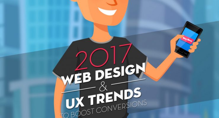 10 Web Design & UX Trends to Embrace in 2017