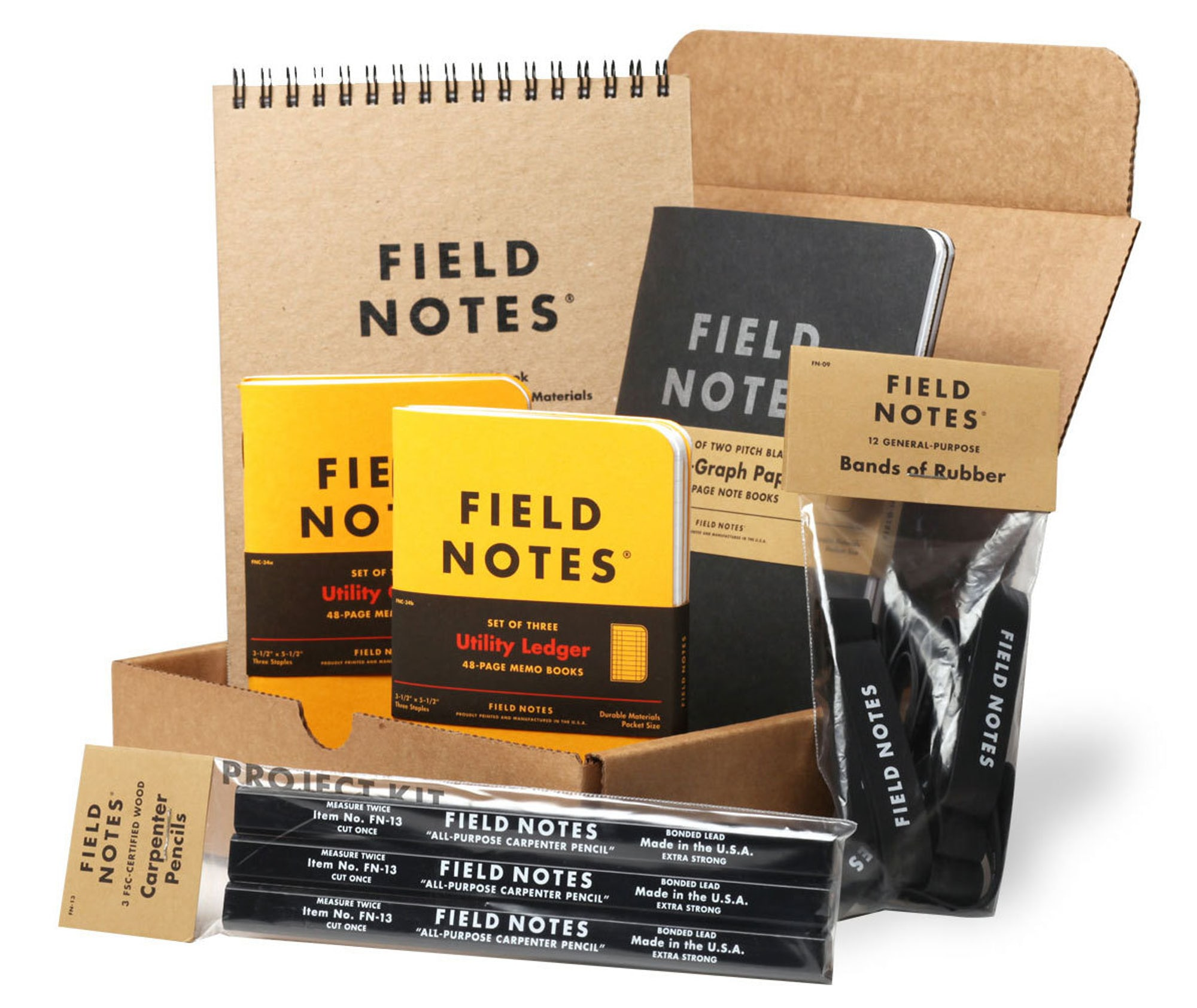 gift guide for web developers and designers notebooks